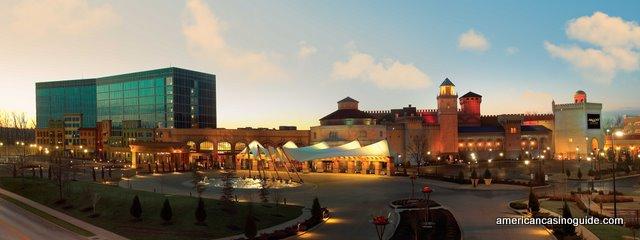 Argosy Casino Hotel & Spa Kansas City, Missouri