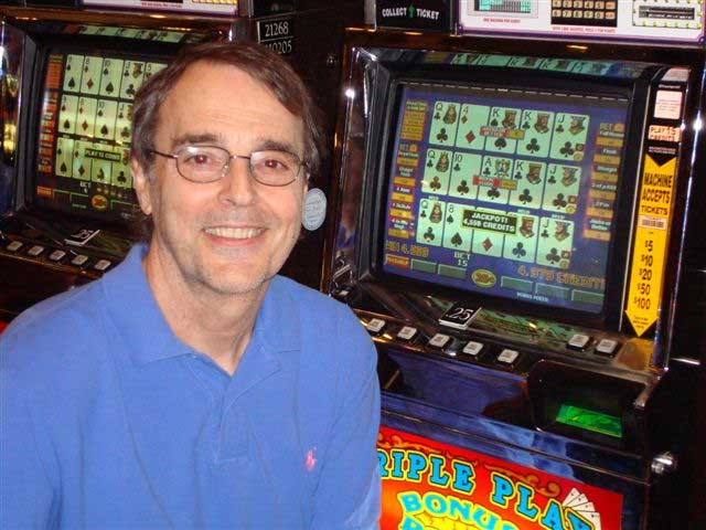 American Casino Guide author, Steve Bourie