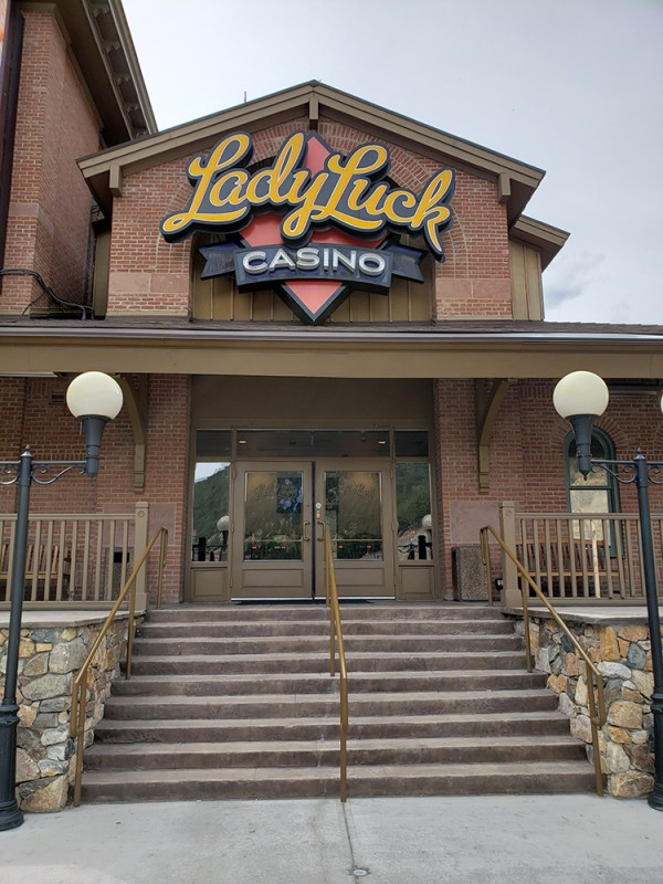 Blackhawk casino lady luck casino structure