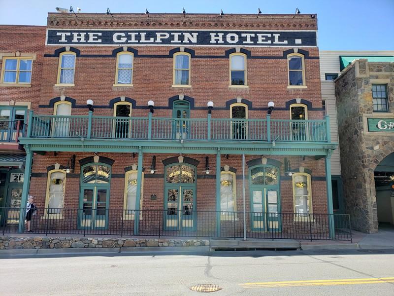 Gilpin hotel casino blackhawk not gambling