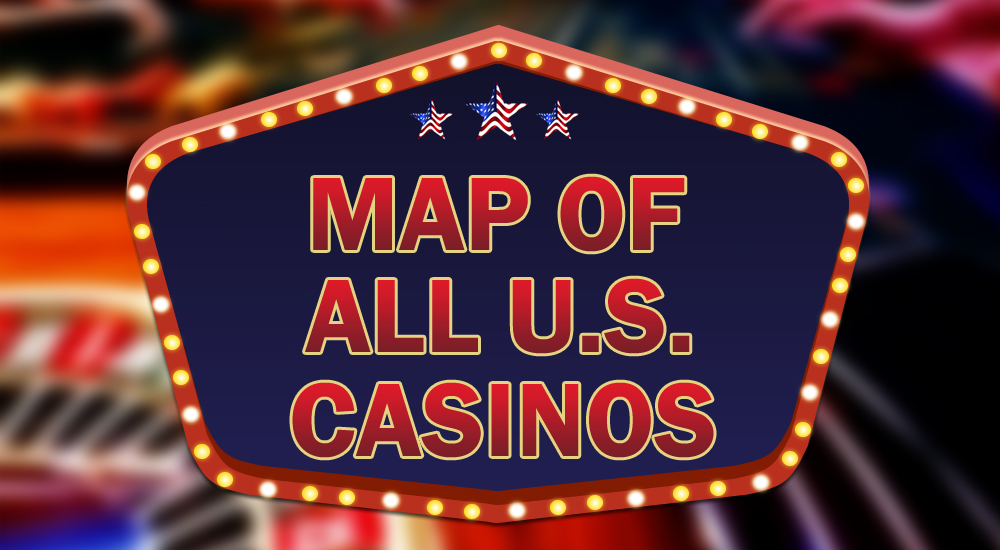Number Of Casinos In The Us