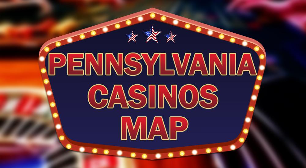 Pennsylvania Casinos List