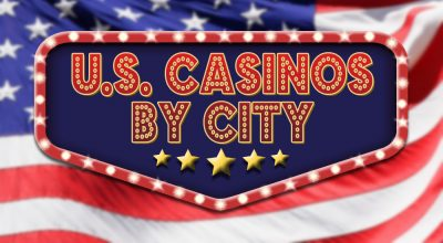 U.S. Casinos by City